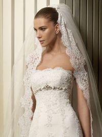 Свадебные прически на средние волосы с фатой - совет для женщин