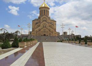 достопримечательности тбилиси фото и описание